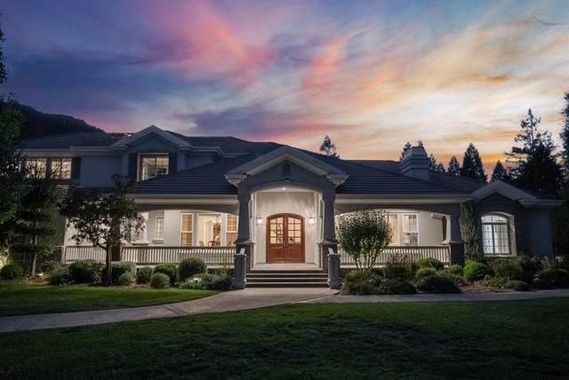 16410 Reynolds Drive, Morgan Hill, CA 95037 (#ML81864212) :: The Laffins Real Estate Team