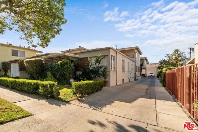 5142 W 20Th Street, Los Angeles (City), CA 90016 (#21787922) :: Legacy 15 Real Estate Brokers