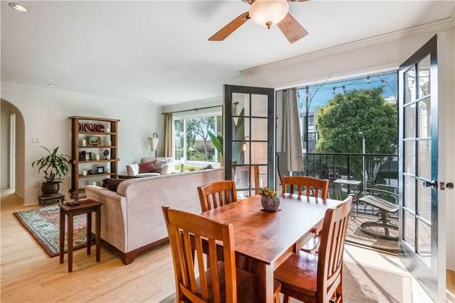 1222 N Olive Drive #201, West Hollywood, CA 90069 (#SB21212011) :: Legacy 15 Real Estate Brokers