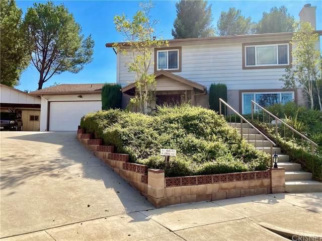 10650 Olympia Place, Northridge, CA 91326 (#SR21211997) :: Corcoran Global Living