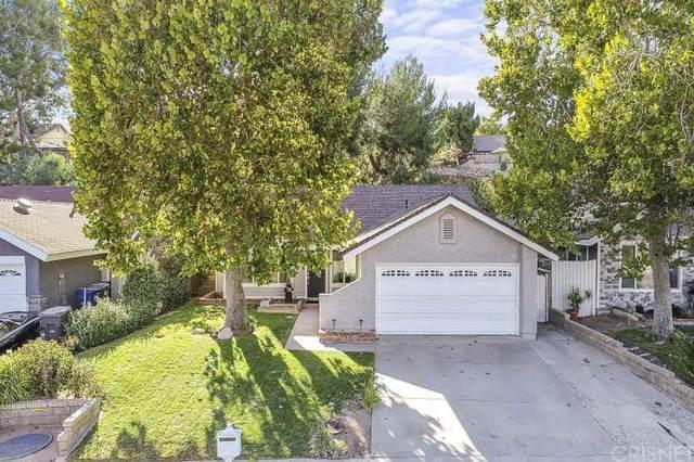 27629 Sequoia Glen Drive, Valencia, CA 91354 (MLS #SR21205619) :: ERA CARLILE Realty Group