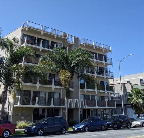 215 Atlantic Avenue #501, Long Beach, CA 90802 (#PW21205675) :: Twiss Realty