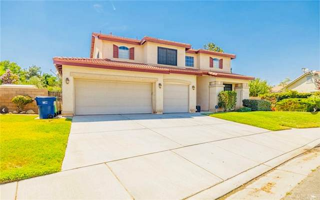 40417 Cobble Court, Palmdale, CA 93551 (#SR21212064) :: Team Forss Realty Group
