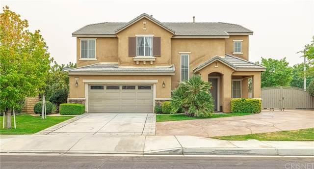 3158 Trousdale Drive, Lancaster, CA 93536 (#SR21211307) :: Zember Realty Group