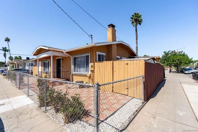 4542 Polk Ave, San Diego, CA 92105 (#210027206) :: Necol Realty Group