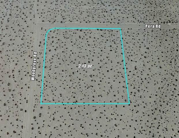 0 Woodgrove Road, Hinkley, CA 92347 (#539553) :: Elevate Palm Springs