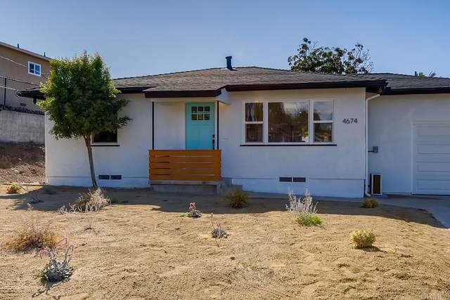 4674 Jessie Avenue, La Mesa, CA 91942 (#NDP2111086) :: Robyn Icenhower & Associates