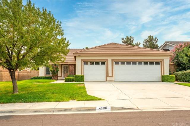 40318 Racquet Lane, Palmdale, CA 93551 (#SR21212099) :: Team Forss Realty Group