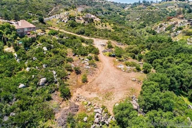 0 Via Viejas Oeste, Alpine, Ca, Usa, Alpine, CA 91901 (#210027209) :: Jett Real Estate Group
