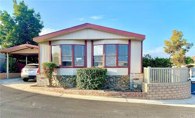 21650 Temescal Canyon Road #43, Corona, CA 92883 (#SW21163146) :: Mint Real Estate
