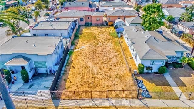 0 Hooper, Los Angeles (City), CA 90002 (#RS21212096) :: Legacy 15 Real Estate Brokers