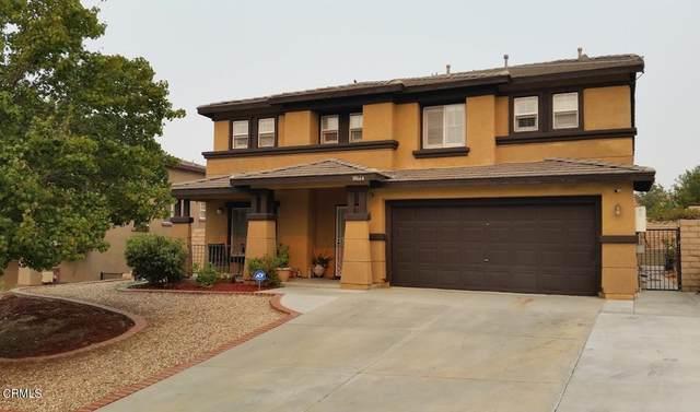 38664 Erika Lane, Palmdale, CA 93551 (#P1-6821) :: Blake Cory Home Selling Team
