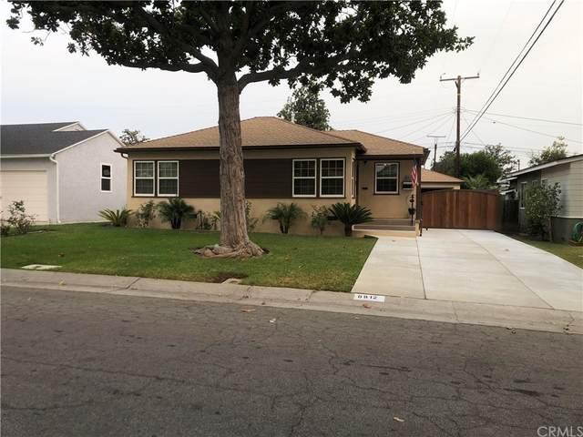 8812 Tarryton Avenue, Whittier, CA 90605 (#DW21211593) :: Corcoran Global Living