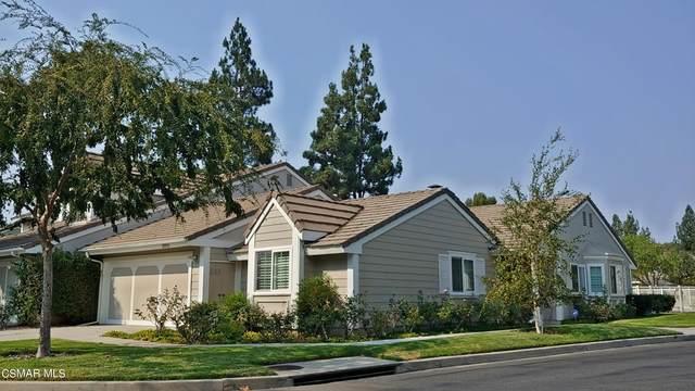 2955 Shadow Brook Lane, Westlake Village, CA 91361 (#221005256) :: Corcoran Global Living