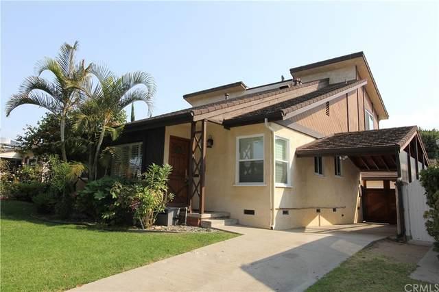 10880 Kelmore Street, Culver City, CA 90230 (#SB21212300) :: Corcoran Global Living