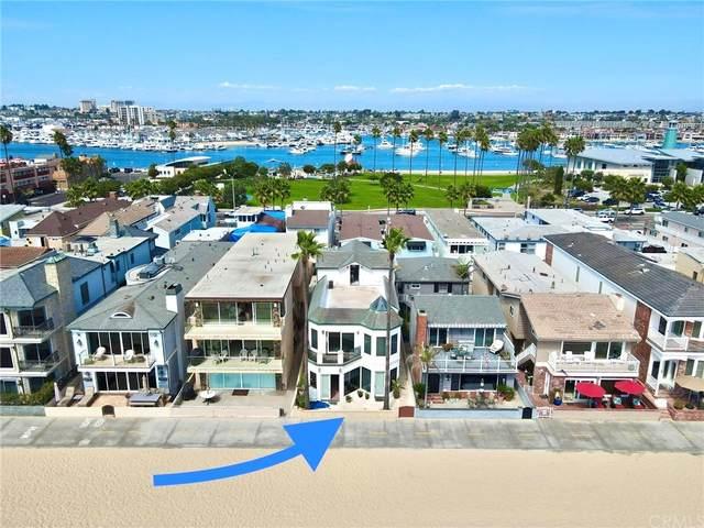 1710 W Oceanfront, Newport Beach, CA 92663 (#OC21211122) :: Legacy 15 Real Estate Brokers
