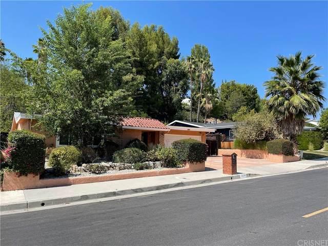 7273 Pomelo Drive, West Hills, CA 91307 (#SR21212350) :: Corcoran Global Living
