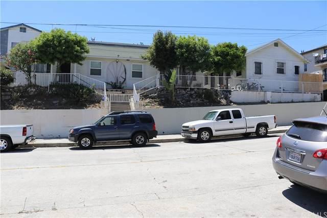 103 N Centre Street, San Pedro, CA 90731 (#PV21166352) :: Zutila, Inc.