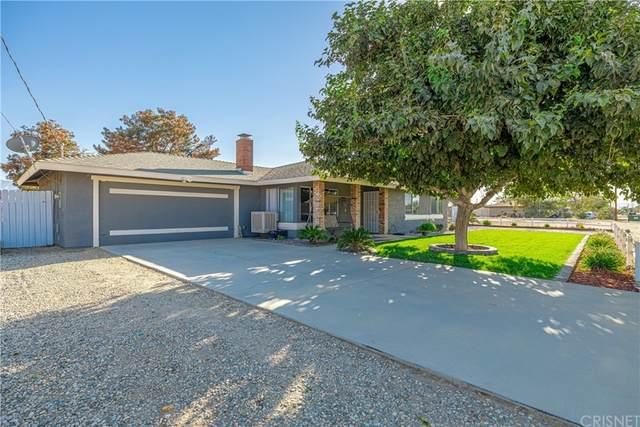 10228 E Avenue S2, Littlerock, CA 93543 (#SR21212369) :: RE/MAX Empire Properties