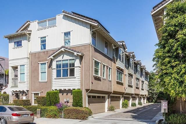 6517 1/2 La Mirada Avenue, Los Angeles (City), CA 90038 (#P1-6822) :: Millman Team