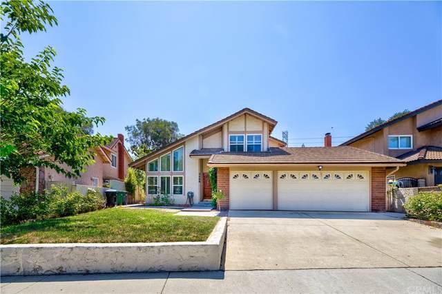 3498 Falcon Ridge Road, Diamond Bar, CA 91765 (#TR21212372) :: Corcoran Global Living