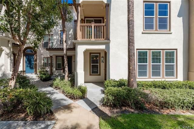 75 Sansovino, Ladera Ranch, CA 92694 (#LG21212394) :: Legacy 15 Real Estate Brokers
