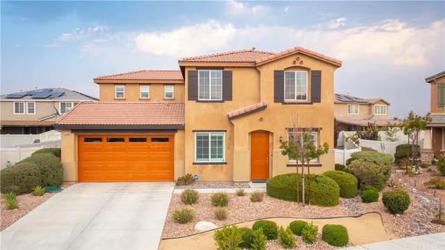 37006 Earls Court, Palmdale, CA 93552 (#SR21212411) :: Team Forss Realty Group
