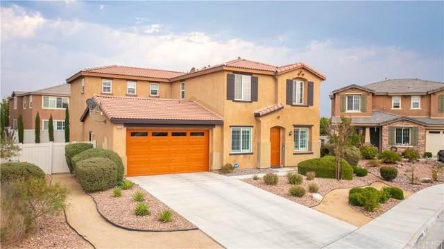 37006 Earls Court, Palmdale, CA 93552 (#SR21212411) :: Corcoran Global Living