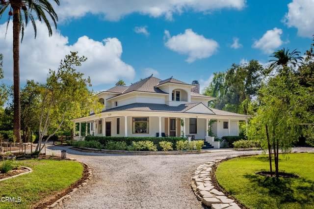 710 The Terrace, Redlands, CA 92374 (#P1-6823) :: Corcoran Global Living
