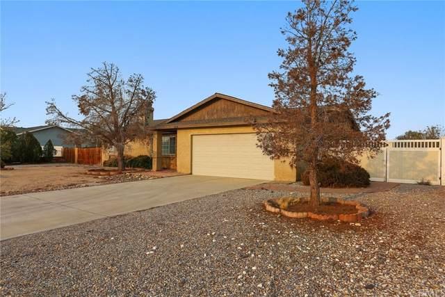 14258 Tonikan Road, Apple Valley, CA 92307 (#IG21212374) :: Corcoran Global Living