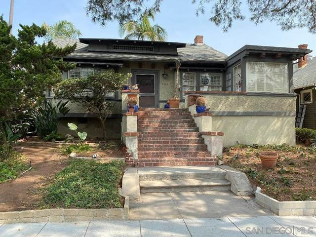 3365 Front Street, San Diego, CA 92103 (#210027229) :: Corcoran Global Living