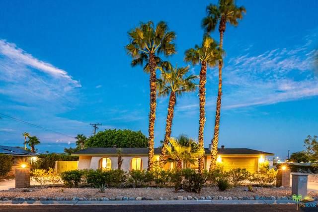 1890 E Desert Park Avenue, Palm Springs, CA 92262 (#21787598) :: Jett Real Estate Group