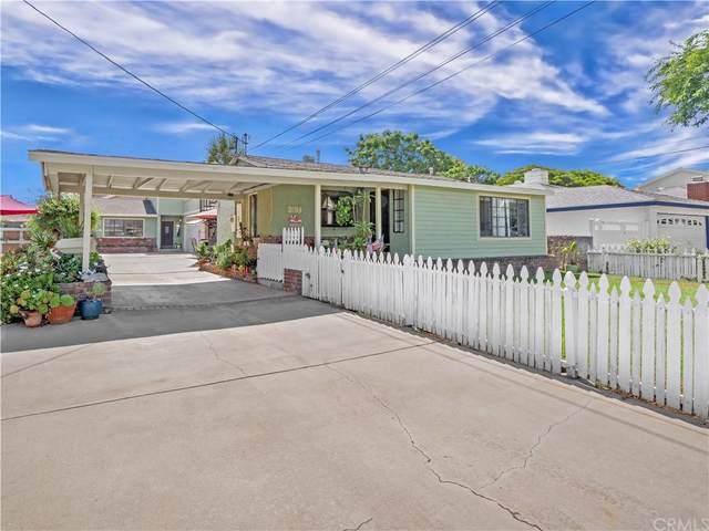 2014 Farrell Avenue, Redondo Beach, CA 90278 (#SB21212484) :: Go Gabby