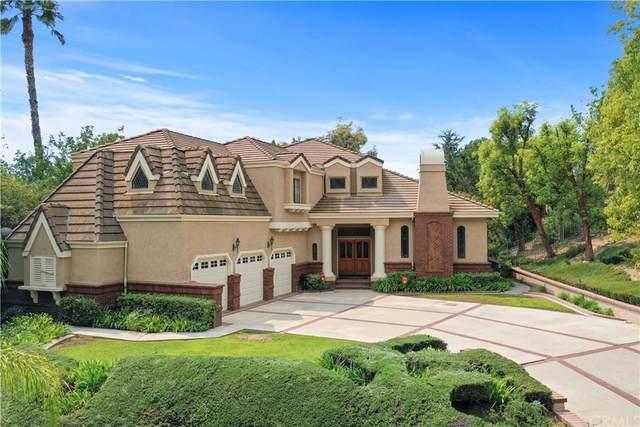 16196 Westridge Knolls, Chino Hills, CA 91709 (#TR21199747) :: Corcoran Global Living