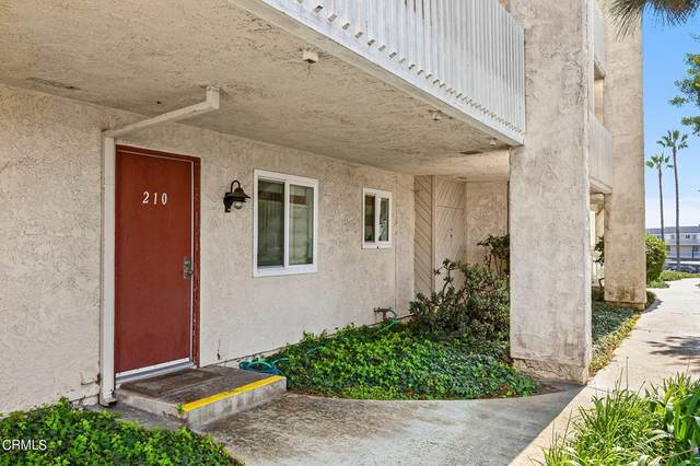251 S Ventura Road #210, Port Hueneme, CA 93041 (#V1-8582) :: Latrice Deluna Homes