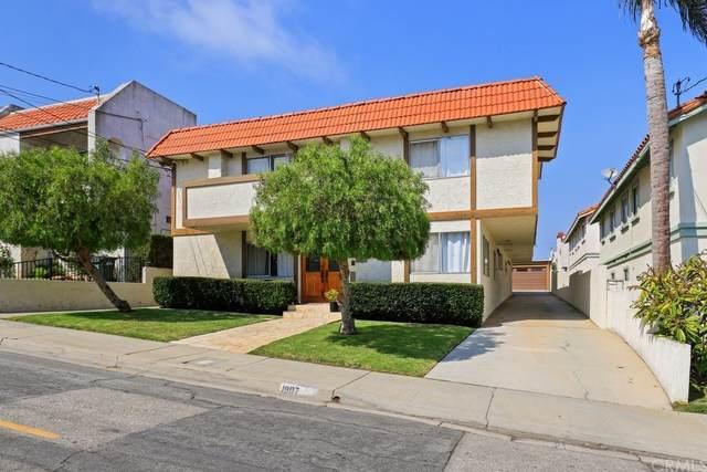 1907 Morgan Lane D, Redondo Beach, CA 90278 (#SB21202235) :: Go Gabby