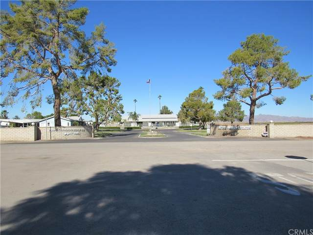 3600 Colorado River Road #43, Blythe, CA 92225 (#SW21212533) :: Compass
