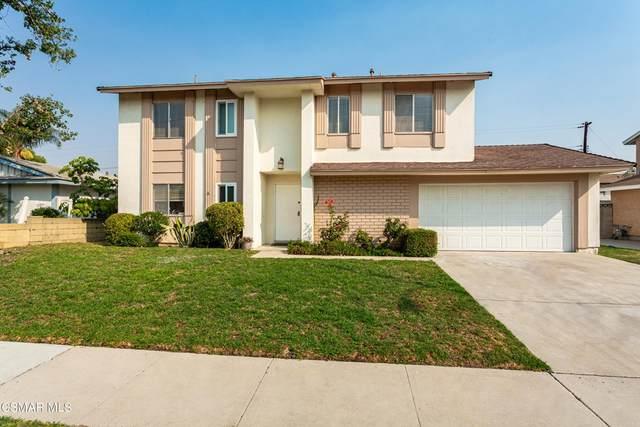 2291 Lysander Avenue, Simi Valley, CA 93065 (MLS #221005260) :: ERA CARLILE Realty Group