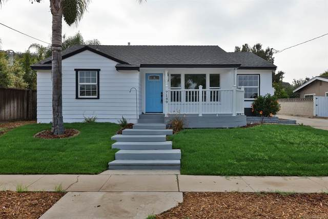 7149 Galewood St, San Diego, CA 92120 (#210027236) :: Necol Realty Group