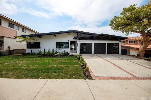 30311 Via Borica, Rancho Palos Verdes, CA 90275 (#PV21131168) :: Go Gabby