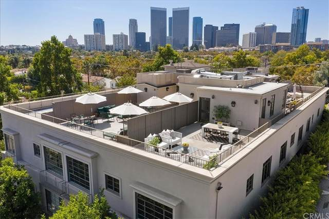 9601 Charleville Boulevard #19, Beverly Hills, CA 90212 (#PV21212079) :: The Najar Group