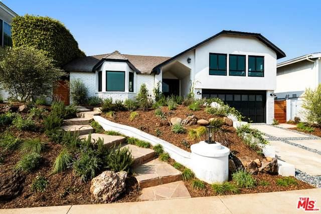 18109 Kingsport Drive, Malibu, CA 90265 (#21787954) :: Millman Team