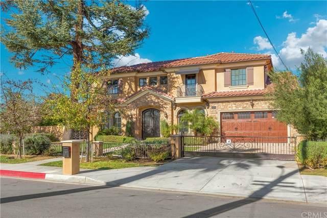 689 W Palm, Arcadia, CA 91007 (#OC21212553) :: Corcoran Global Living