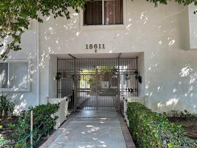18611 Collins Street E20, Tarzana, CA 91356 (#V1-8583) :: Corcoran Global Living