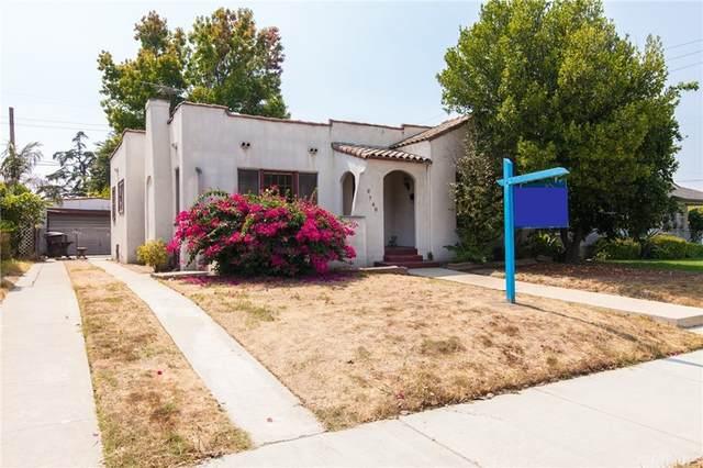 740 Arden Avenue, Glendale, CA 91202 (#SR21212625) :: Corcoran Global Living