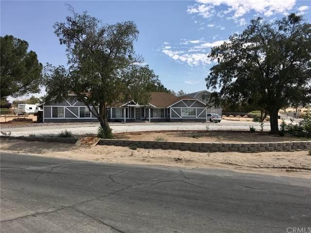 15021 Nokomis Road, Apple Valley, CA 92307 (#IV21201506) :: Corcoran Global Living