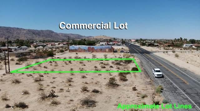 106 Twentynine Palms Highway, 29 Palms, CA 92277 (#219068071PS) :: Corcoran Global Living