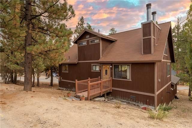 470 Shady Lane, Big Bear, CA 92315 (#EV21212434) :: Corcoran Global Living