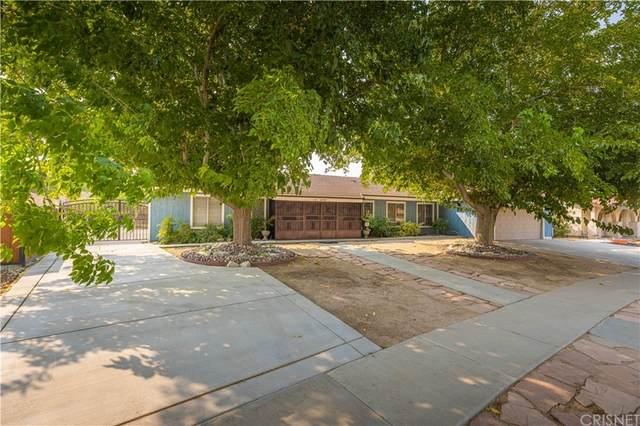 42947 Victorville Place, Lancaster, CA 93534 (#SR21211303) :: Zember Realty Group