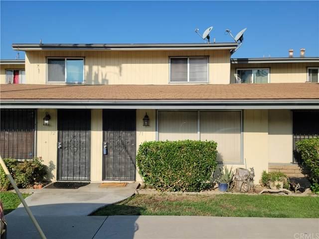 2350 Osbun Road #71, San Bernardino, CA 92404 (#OC21207756) :: Corcoran Global Living